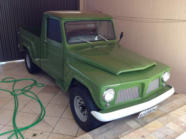 Ford F-75 Ano 1973 - 4x4