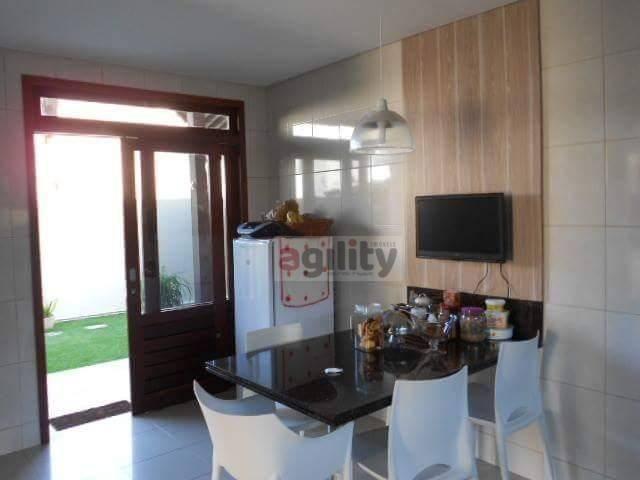 Casa com 4 dormitórios à venda, 327 m² por r$ 800.000 - nova parnamirim - parnamirim/rn - Foto 7