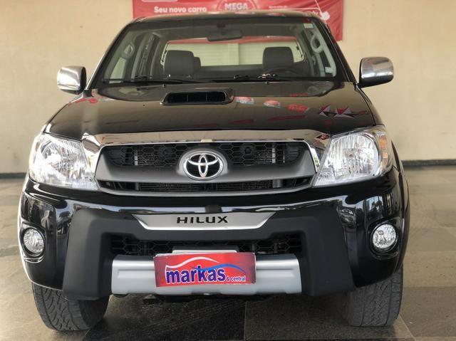 Toyota Hilux SRV Automática - Foto 2