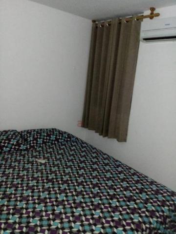 Apartamento com 2 dormitórios à venda, 57 m² por r$ 129.000,00 - capim macio - natal/rn - Foto 8