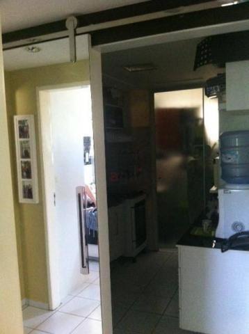Apartamento com 2 dormitórios à venda, 63 m² por r$ 150.000 - pitimbu - natal/rn - Foto 2