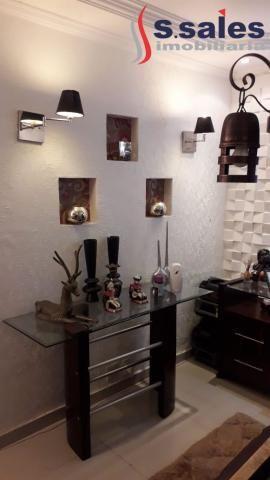 Casa de condomínio à venda com 2 dormitórios cod:CA00331