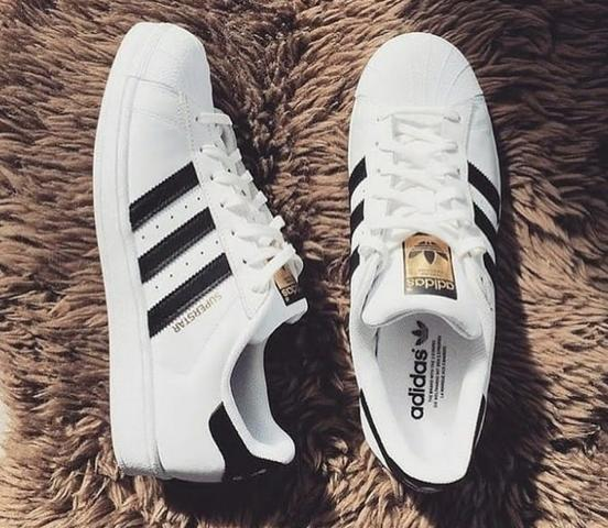 Tênis Adidas Super Star R$89,90