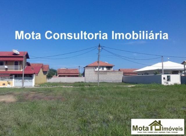 Mota Imóveis - Oportunidade em Araruama Terreno 316 m² Condomínio - TE -181