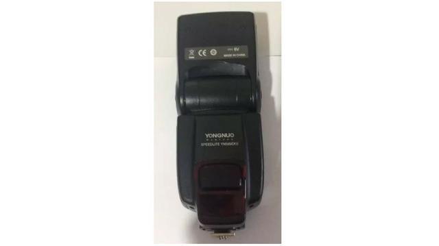 Câmera Digital Canon Dslr + Lentes + Flash 2800 clicks - Foto 2