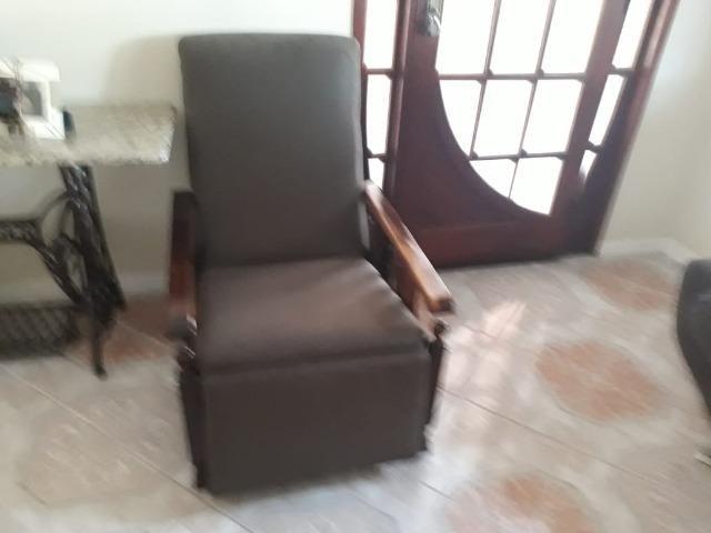 Cadeira/Poltrona Retrátil para descanso conforto - Foto 2