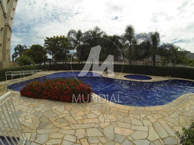 Apartamento para alugar com 2 dormitórios em Pq dos lagos, Ribeirao preto cod:62491 - Foto 4