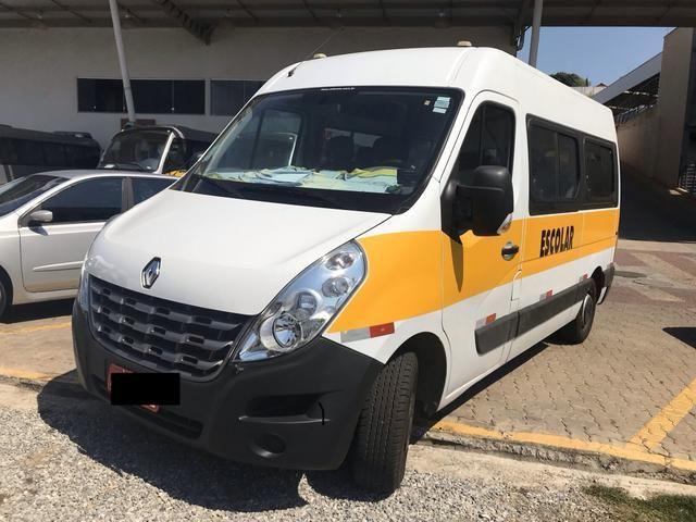Renault Master Escolar 2018