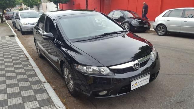 New Civic Lxl SE 1.8 16v Flex Automático, Top de Linha, Impecável e Sem Detalhes!!! - Foto 3