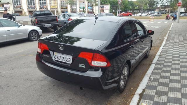 New Civic Lxl SE 1.8 16v Flex Automático, Top de Linha, Impecável e Sem Detalhes!!! - Foto 2