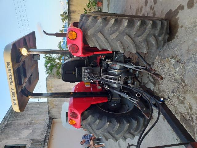 Trator Massey Ferguson 4275 - Foto 5