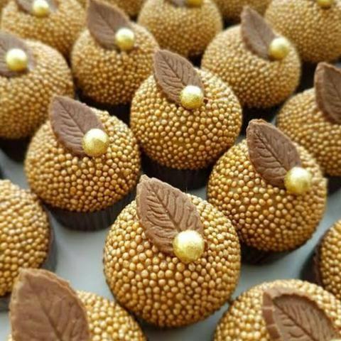 Doces Gourmet simples e luxuosos - Foto 6