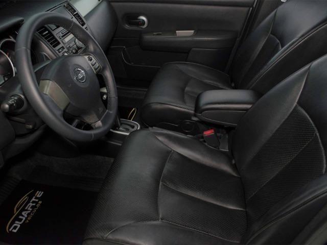 Nissan Tiida 2012 Sl 1.8 Automática - Excelente Estado - Foto 16