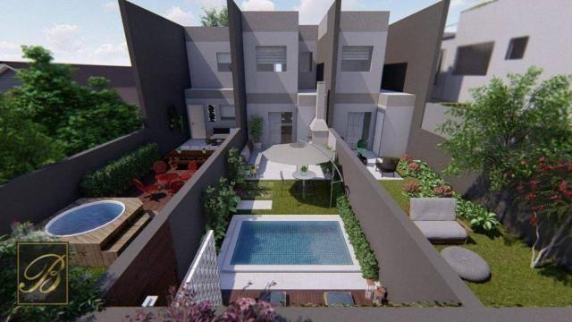 Sobrado com 3 dormitórios à venda, 99 m² por R$ 285.000,00 - Aventureiro - Joinville/SC - Foto 5