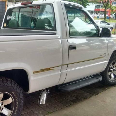 Silverado 6cilindro diesel