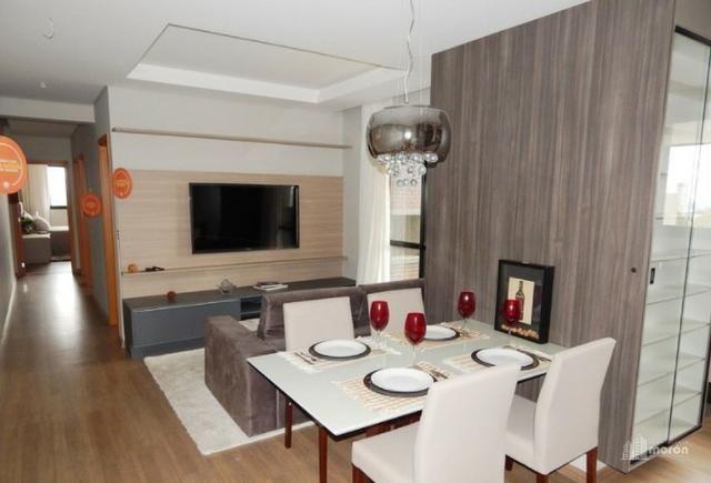 Apartamento à venda em Ponta Grossa - Jardim Carvalho, 02 quartos - Foto 8