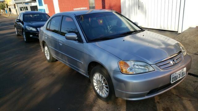 Honda Civic ex 2002 - Foto 2