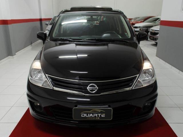 Nissan Tiida 2012 Sl 1.8 Automática - Excelente Estado - Foto 2