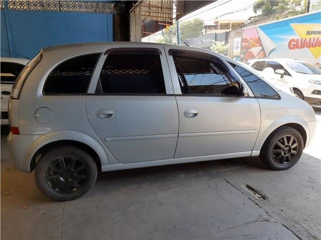 Chevrolet Meriva 1.4 mpfi maxx 8v econo.flex 4p manual - Foto 4