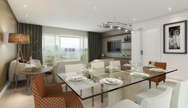 The Hills - Apartamentos novos no Centro! 3 quartos 86m² - Foto 4