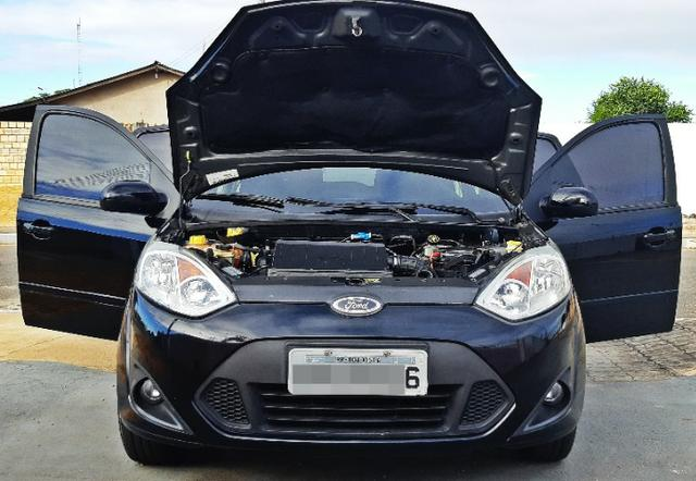 Fiesta 1.6 Class Hatch 2012/2013 - Foto 12