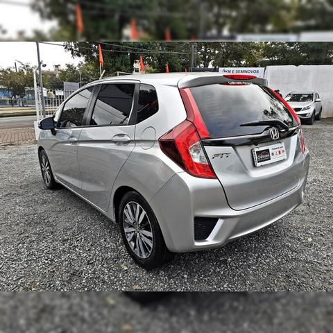 Honda Fit EX 1.5 - Completo com GNV 5ª Geração - Foto 6