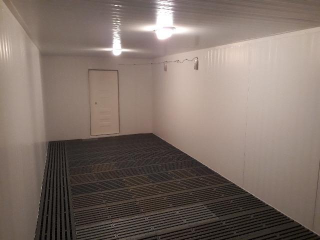 Câmara Fria Modular, ajuste -5ºC á +10ºC, Marca Eletrospitalar - Equipamento SEMI-NOVO - Foto 2