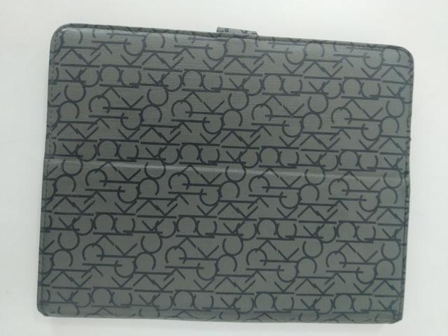 Vendo capa para ipad de couro calvin klein - Foto 2