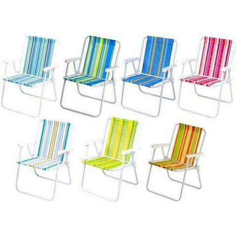 Cadeira de Praia(muita Barata)