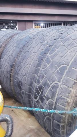 4 pneus aro 16/265/70 - Foto 3