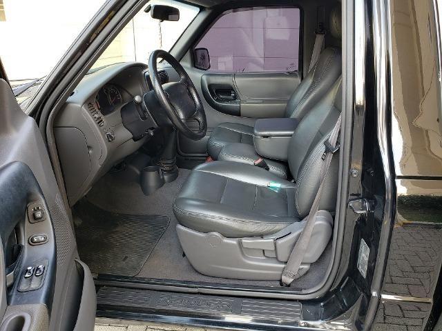 Ford Ranger XLS Cab Simples Gasolina/GNV 2007 - Foto 10