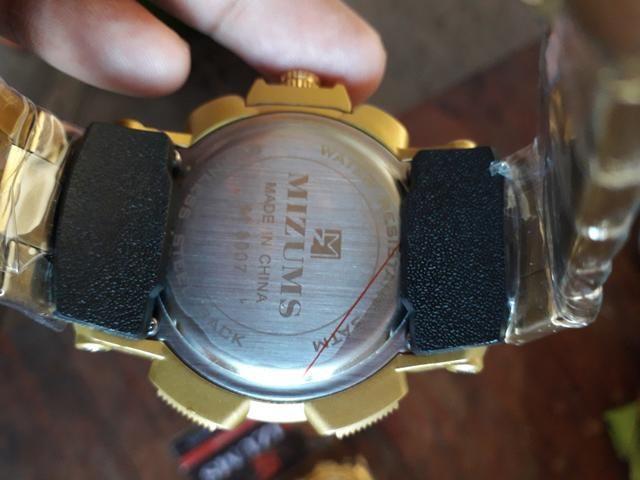 Relógio Original Mizums *Troco - Foto 2