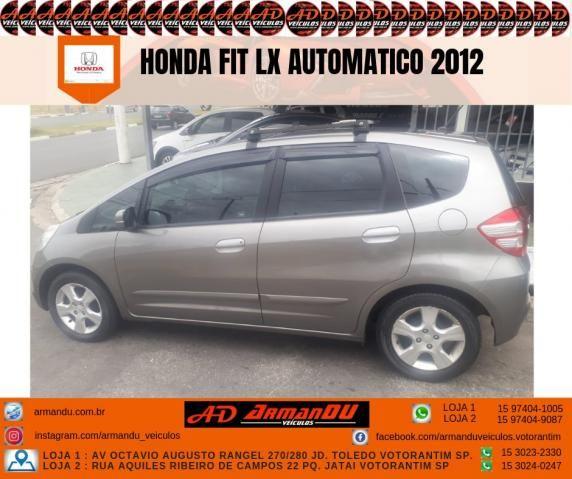 HONDA FIT 2011/2012 1.4 LX 16V FLEX 4P AUTOMÁTICO