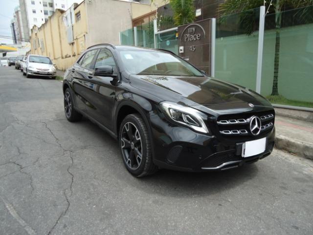 Mercedes-Benz GLA Night 200 1.6 Turbo Flex Aut. estado Zero - Foto 7