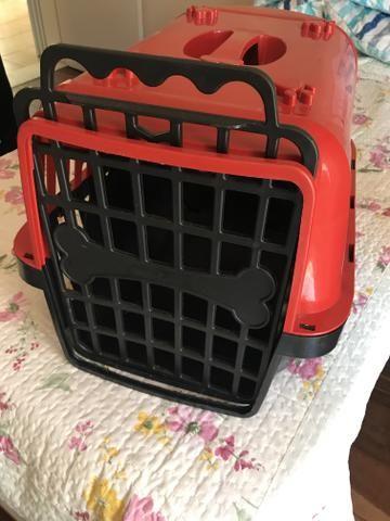 Caixa para transporte de animais. NUNCA USADA - Foto 2