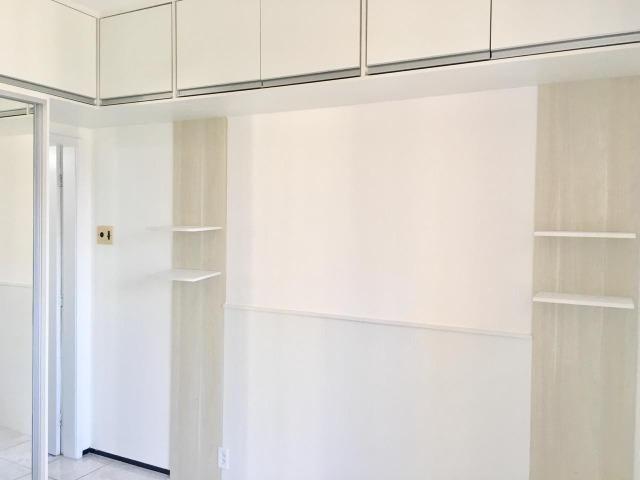 Apart. 100% projetado no Cocó, 101m², 3 quartos, 3 banheiros, DCE, Área de Serviço - Foto 10