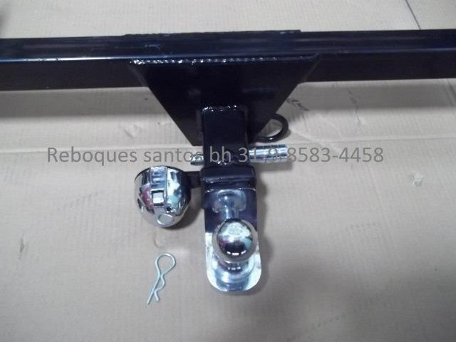 Engate-reboque caminhontes fixo e removivél - Foto 4
