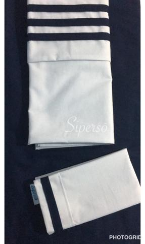 Kit lençóis e fronhas para berço - Foto 3