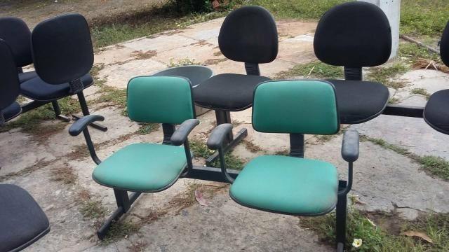 Longarinas Cadeiras - Foto 2