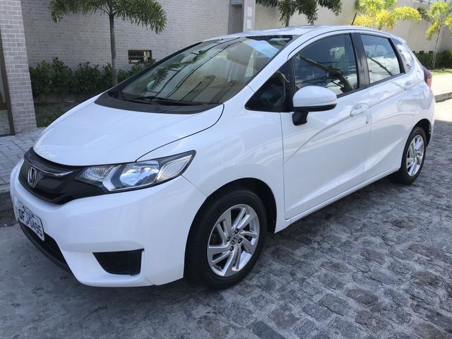Honda Fit LX 1.4 2015 completo Único Dono