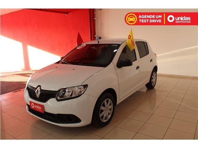 Sandero Authentique Sce 1.0 4p 2018 - Foto 2