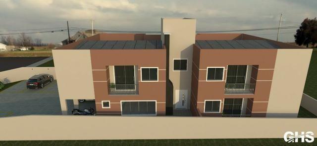 Apartamentos em construcao, bairro cercadinho, cidade campo largo entrada facilitada - Foto 3