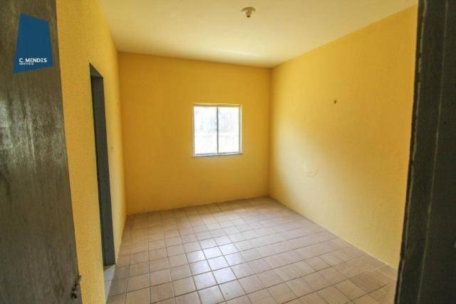 Apartamento para alugar, 55 m² por R$ 500,00/mês - Jangurussu - Fortaleza/CE - Foto 12