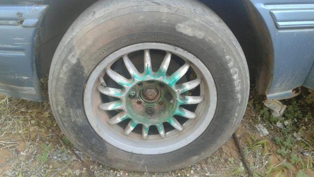 Motor ap 1.8 e rodas 14 - Foto 3