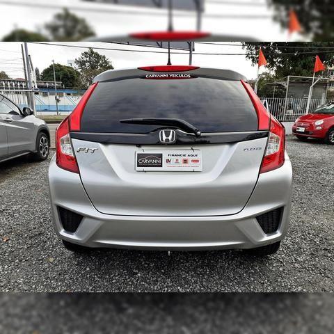 Honda Fit EX 1.5 - Completo com GNV 5ª Geração - Foto 5
