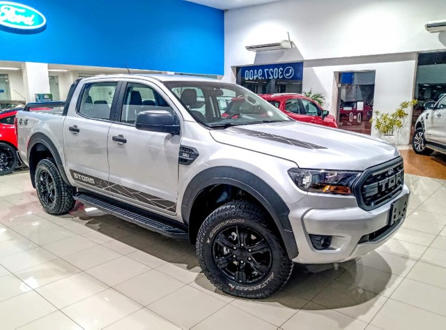 Ford Ranger 3.2 xlt At Diesel - 2021