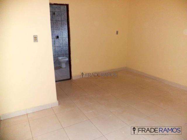 Casa com 3 dormitórios para alugar por R$ 750,00/mês - Residencial Solar Bougainville - Go - Foto 5