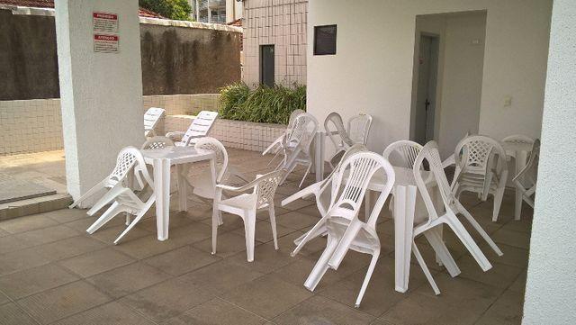 Studio 100% Mobiliado com 1 dormitório para alugar, 38 m² por R$ 1.900/mês - Graças - Reci - Foto 11
