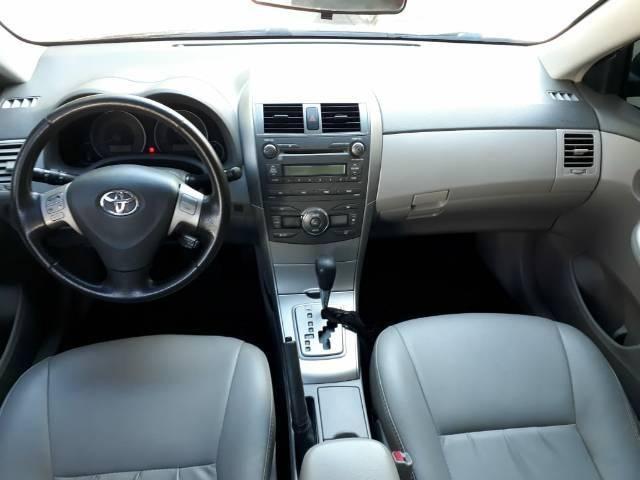 Corolla XEI 2010 automático - Foto 7