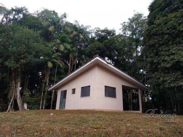 Chácara com fundos para o rio - 2559 m² por R$ 195.000 - América de Baixo - Morretes/PR - Foto 16